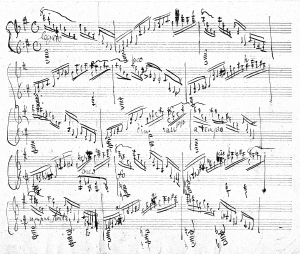 Abbildung von Adolph Henselt - Etüde op.5 Nr.2, G-Dur