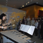 Maifestival 2014 - Stationenkonzert im Stadtmuseum - Vibraphon