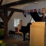Maifestival 2014 - Vortrag von Dr. Lucian Schiwietz