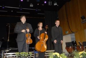 Maifestival 2014 - Rosenholztrio spielt Trio op. 24